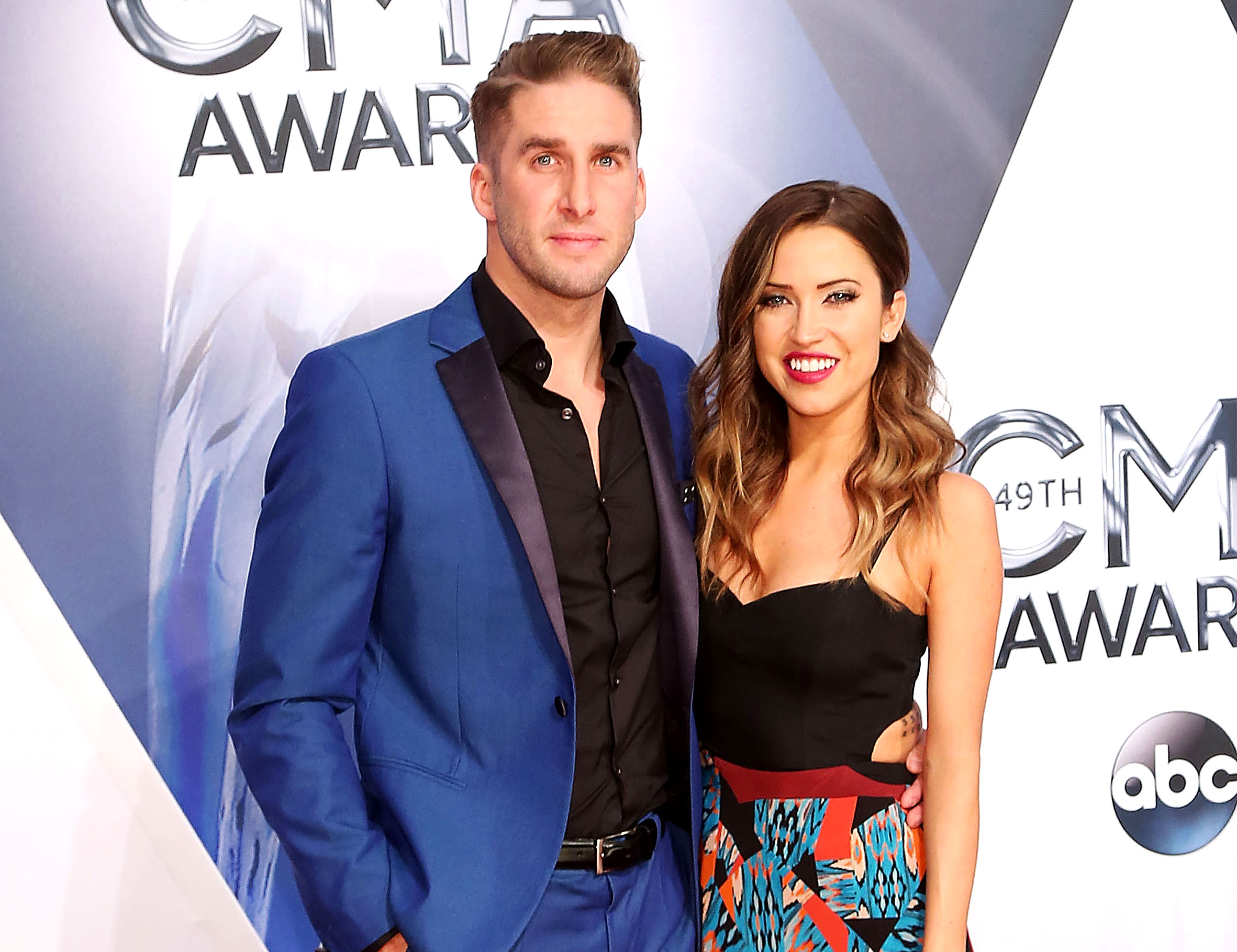 Kaitlyn Bristowe Shares Breakup Journey With Shawn Booth: 'We Held Off So Many Times Because We Didn't Want to Face' the Public - Shawn Booth and Kaitlyn Bristowe attend the 49th annual CMA Awards at the Bridgestone Arena on November 4, 2015 in Nashville, Tennessee.
