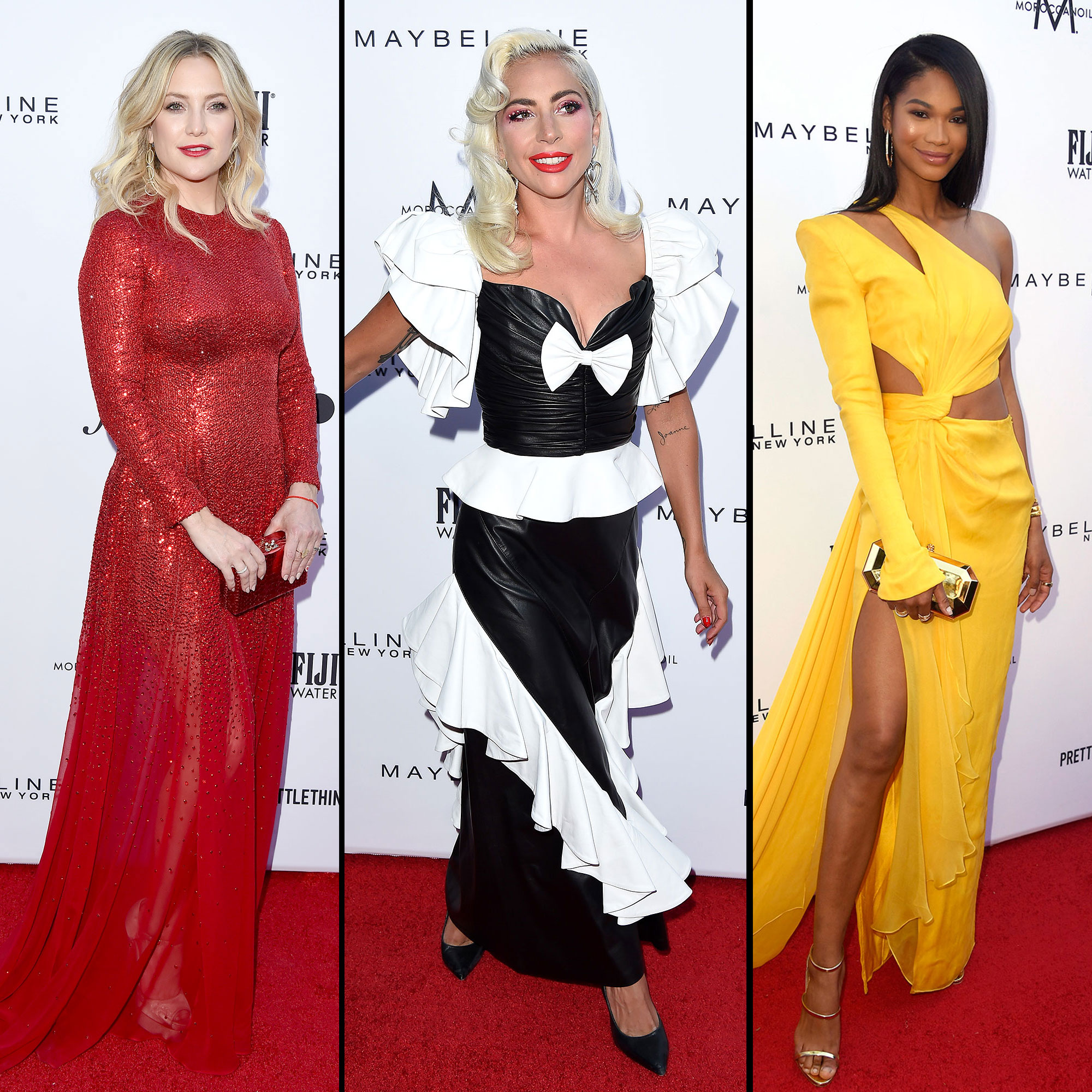 Stars Brought Their Style A-Game to the Daily Front Row Fashion Awards - Kate Hudson, Lady Gaga, and Chanel Iman