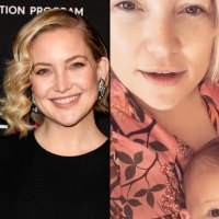 Kate Hudson Adds Another Adorable Makeup-Free Selfie to Our Growing List