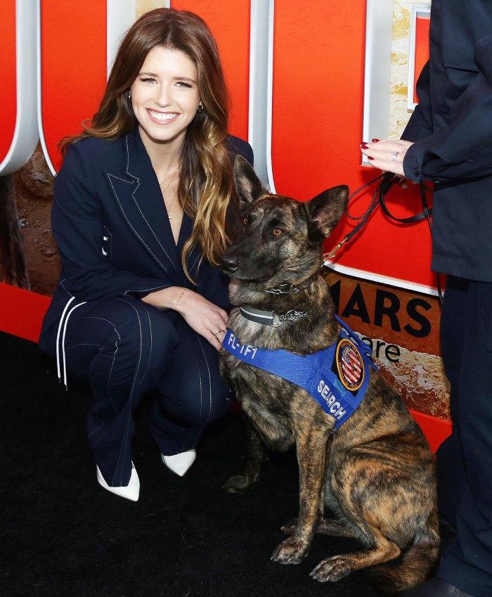 Katherine Schwarzenegger Tips Fostering Owning Dogs