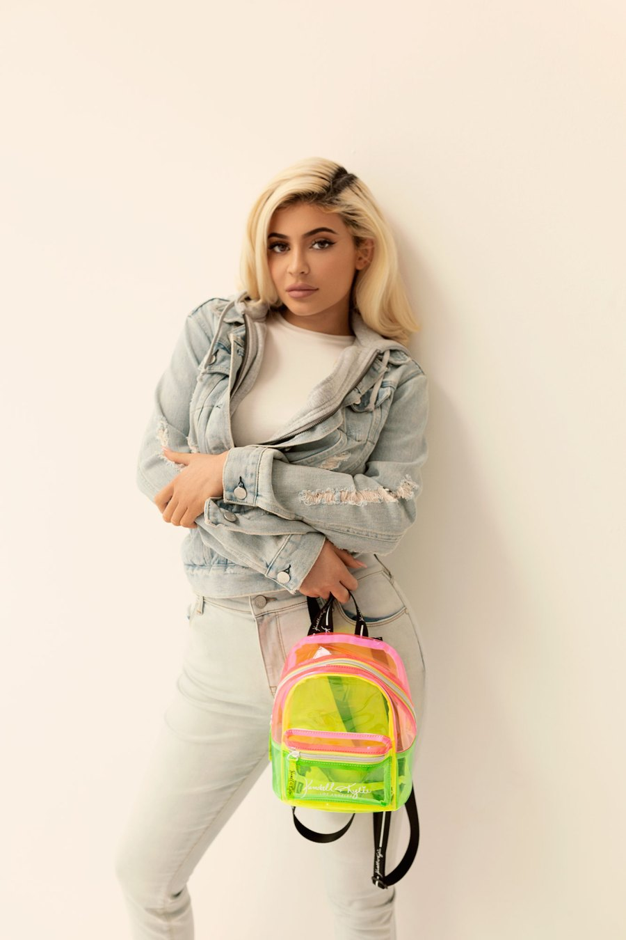Kylie Jenner Shows Us How to Style the New Kendall x Kylie Handbag Collection