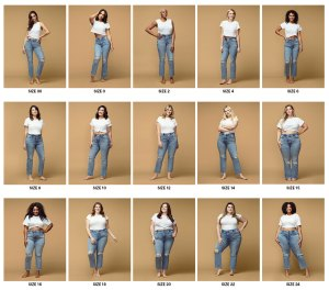Khloe Kardashian Wants You to Find Your Perfect Jeans