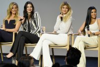Khloe Kardashian Has Roller Skate Date With Sisters Kourtney, Kylie After Tristan Thompson Drama