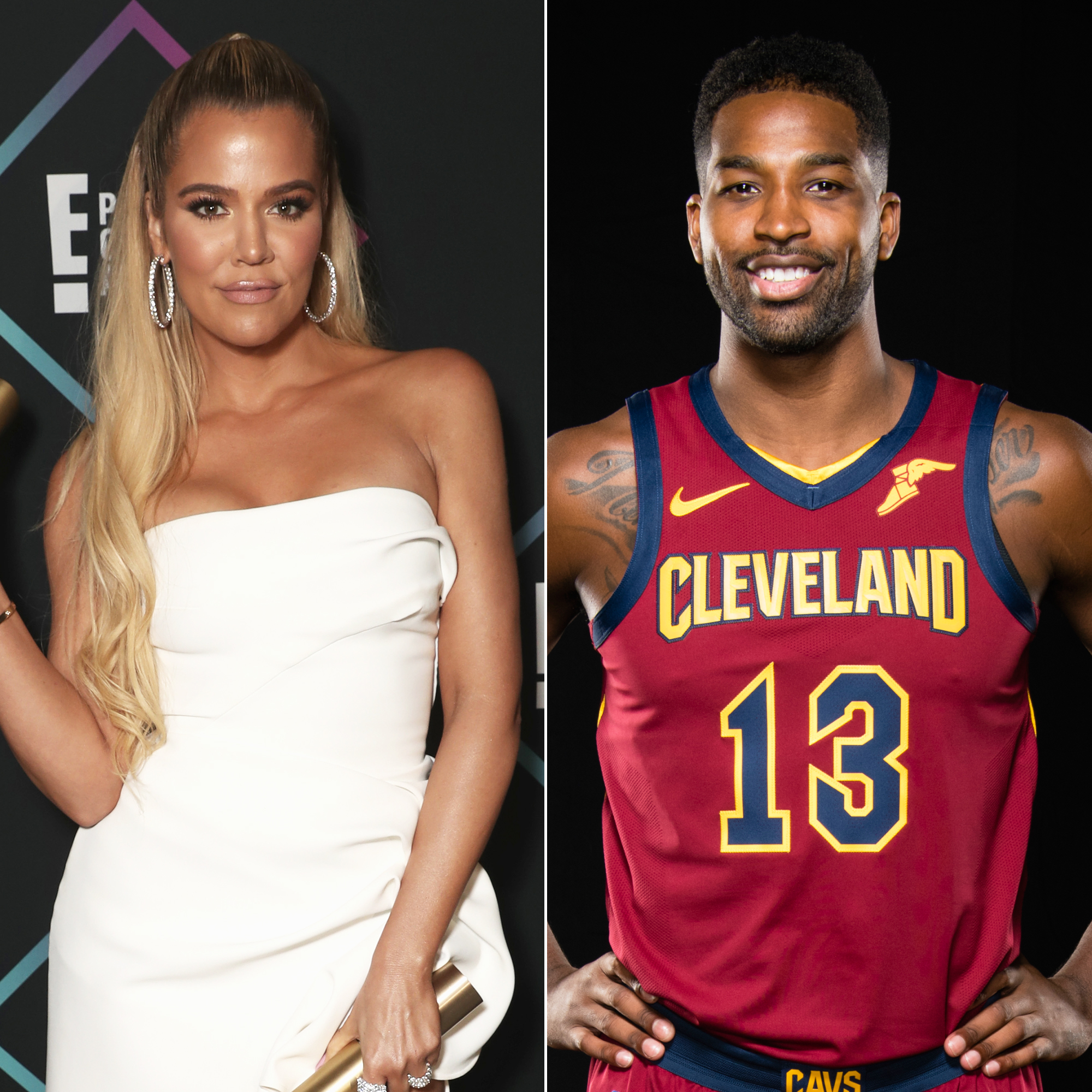 Khloe Posts About 'Broken' Hearts After Tristan Is Seen With