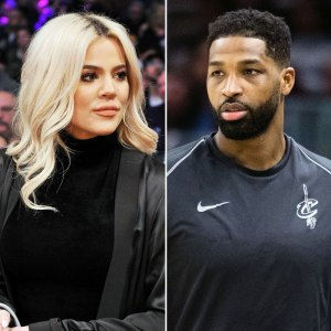 Khloe: I'm 'Trying to Stay Positive' After Tristan Was Spotted With New Woman