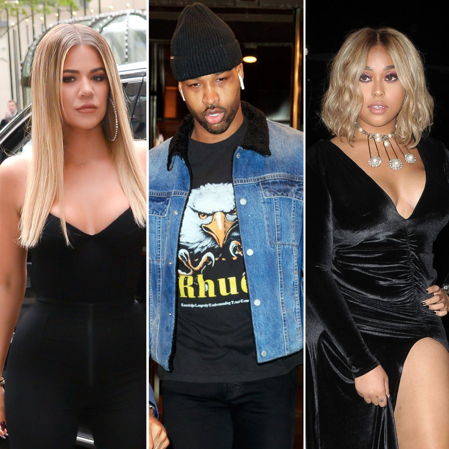 Khloe Kardashian Unfollows Tristan After Jordyn Red Table Talk Interview