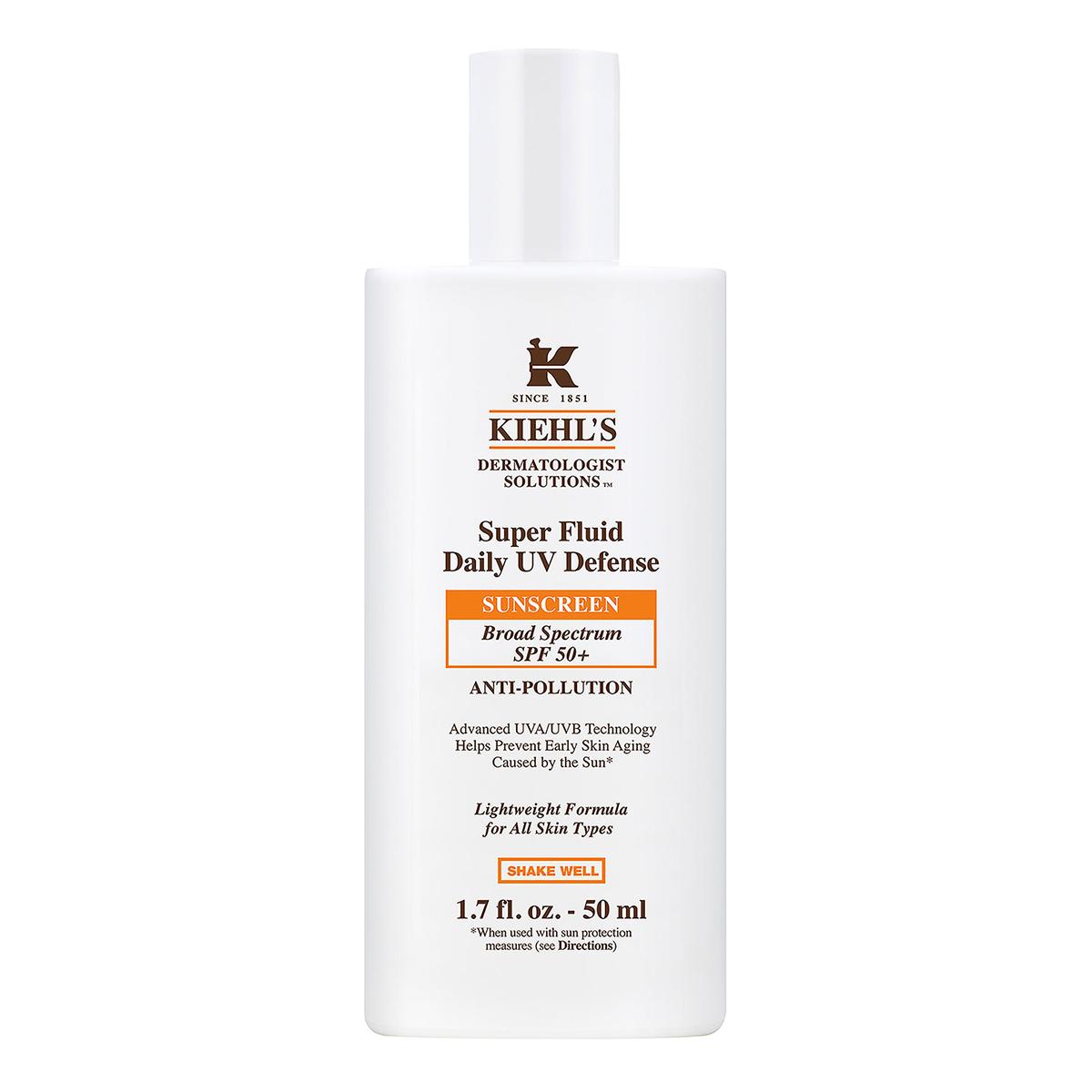 Kiehl's Sunscreen Product