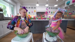 Kim Kardashian and Kanye West's Daughter North Steals the Show in Epic New JoJo Siwa Video: Watch!