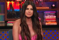 Kim Zolciak Claps Back Watch What Happens Live Parenting Police