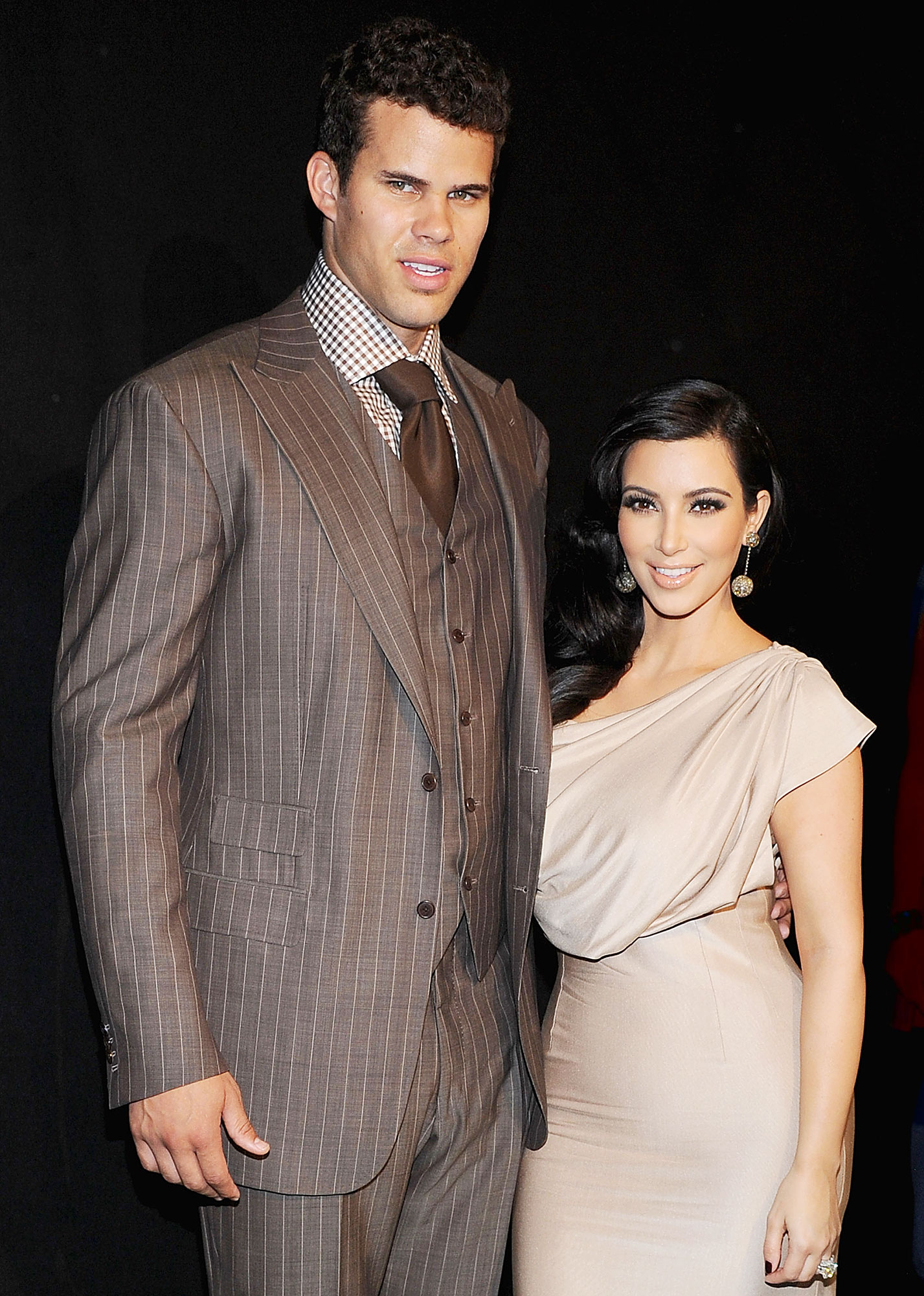 "Kris Humphries Kim Kardashian Split Quotes - Humphries broke his silence about his divorce in December 2011. He admitted during an appearance on Good Morning America that he was ""moving forward."""