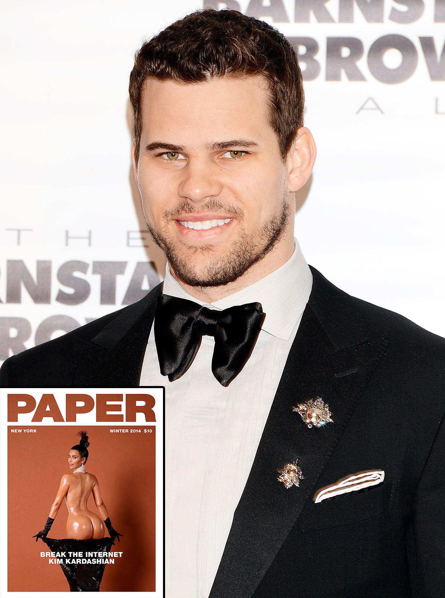 "Kris Humphries Kim Kardashian Split Quotes - Kardashian's highly publicized November 2014 Paper magazine cover did not catch her ex-husband's attention. ""A lot of times I don't even know what's going on,"" he told Washington radio station 106.7 when pressed about the spread."
