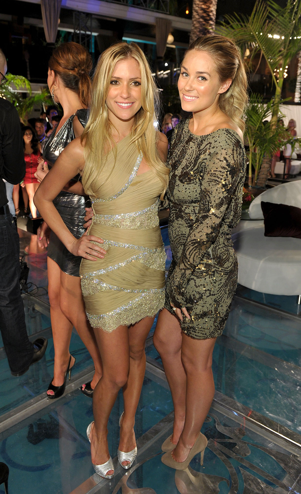 """Brody Jenner Reveals Whether Kristin Cavallari or Lauren Conrad Are More Likely to Show Up on 'The Hills' Revival? - Kristin Cavallari (L) and Lauren Conrad attend MTV's """"The Hills Live: A Hollywood Ending"""" Finale event held at The Roosevelt Hotel on July 13, 2010 in Hollywood, California."""