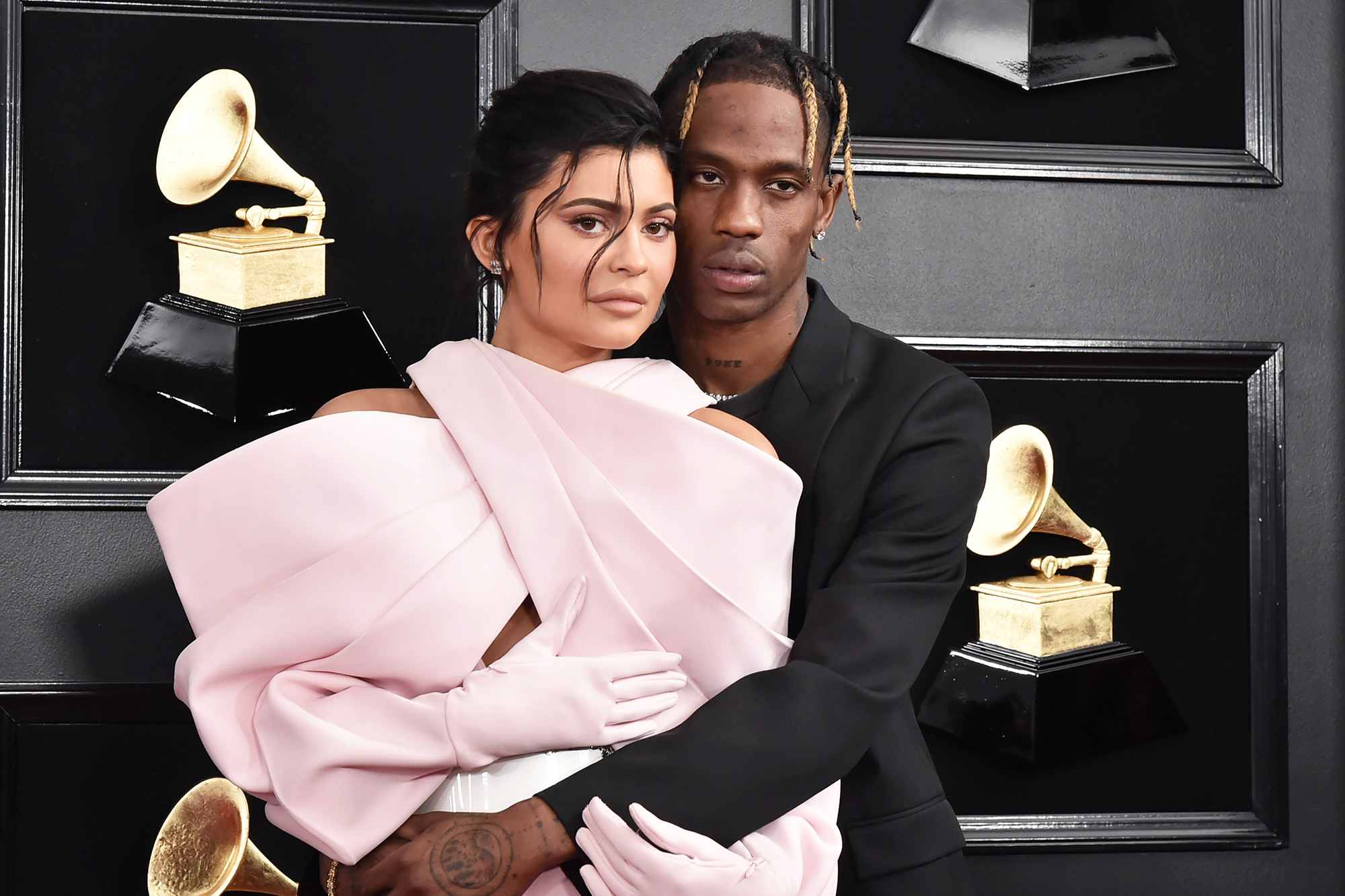 9f96d3cce01d Kylie Jenner, Travis Scott Dine With Stormi After Cheating Rumors