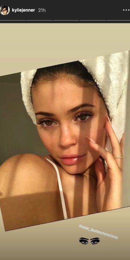 Did Kylie Jenner Just Shade Ex BFF Jordyn Woods