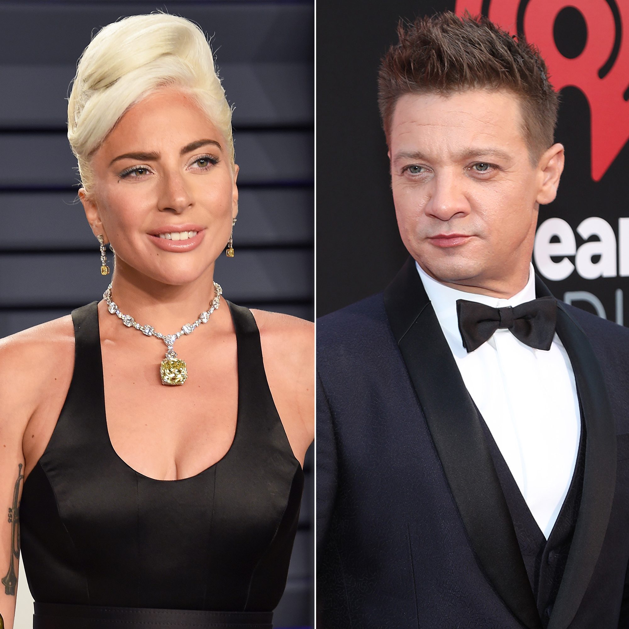 Lady Gaga Leaned on Jeremy Renner After Her Split From Christian Carino - Lady Gaga and Jeremy Renner.