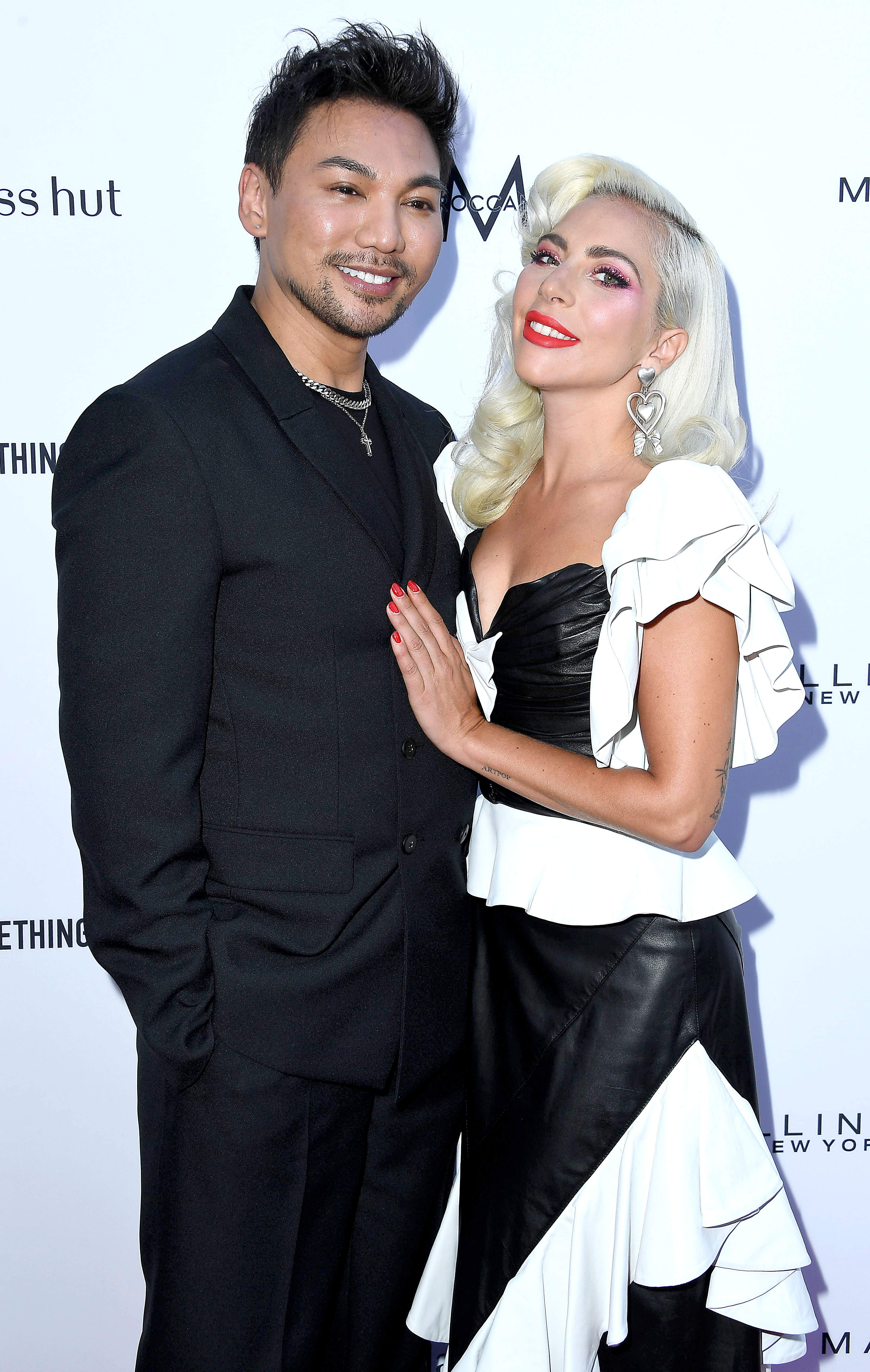 Lady Gaga Reveals Her Wig Secrets in Heartfelt Tribute to Her Hairstylist - Frederic Aspiras and Lady Gaga arrive at The Daily Front Row's 5th Annual Fashion Los Angeles Awards at Beverly Hills Hotel on March 17, 2019 in Beverly Hills, California.