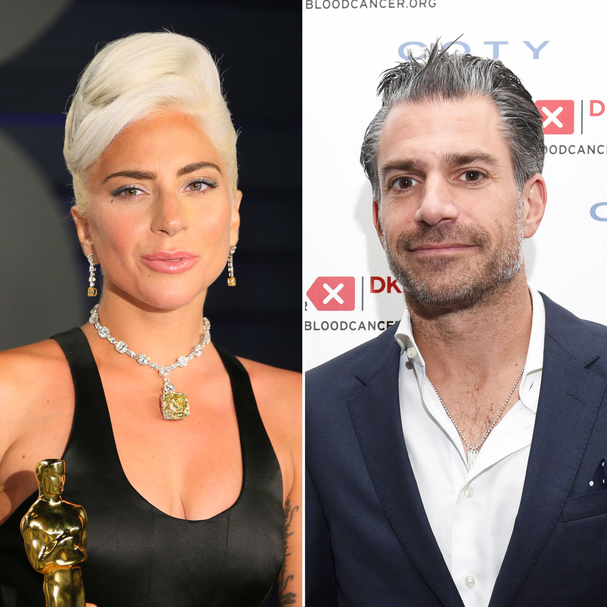 """Lady Gaga and Christian Carino - An insider told Us exclusively that Carino """"didn't treat Gaga very well toward the end of their relationship,"""" while a second source revealed that the actress """"was the one who broke things off ."""" She has since been spending time with new pal Jeremy Renner ."""