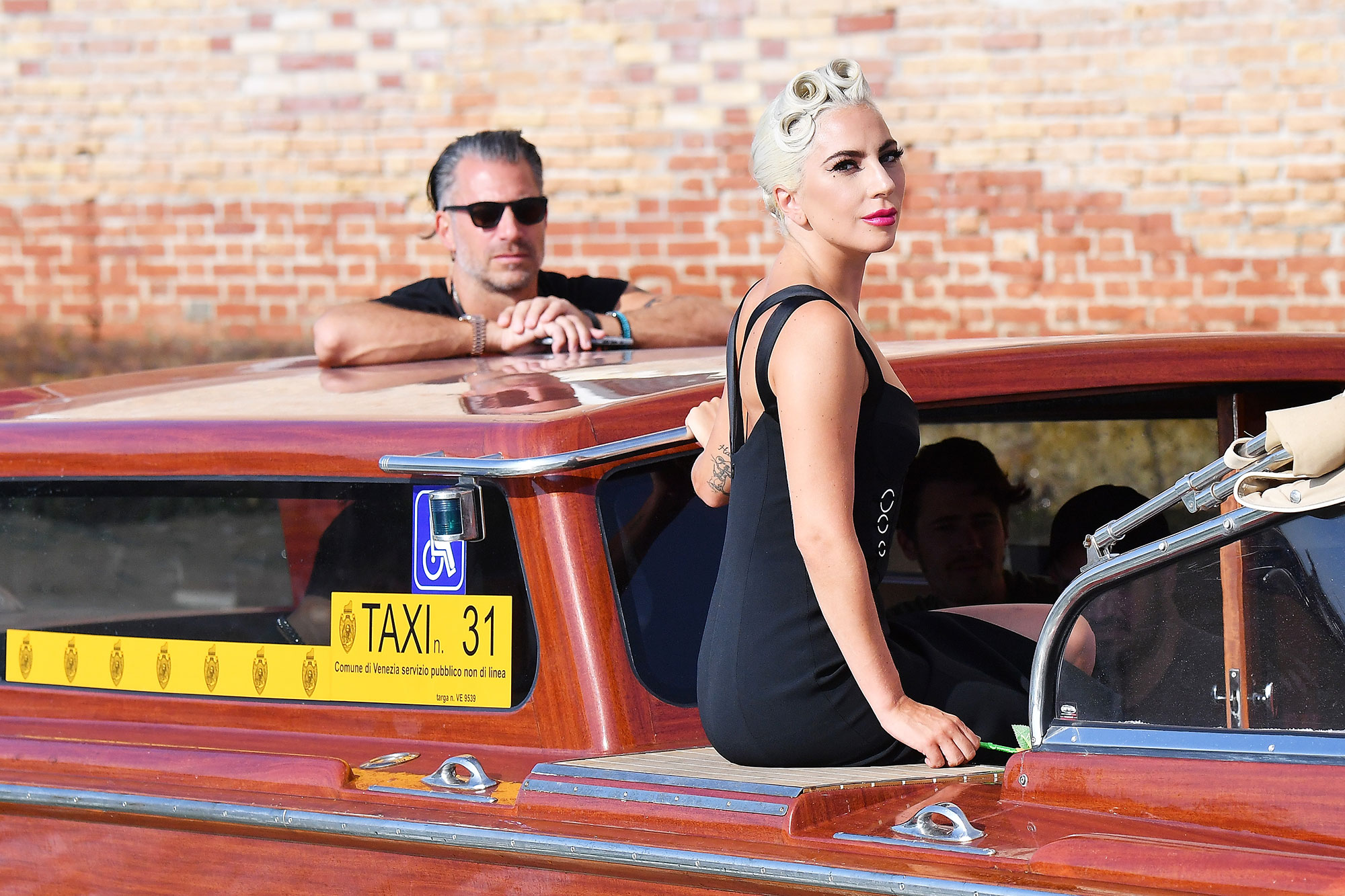"""Lady Gaga and Christian Carino - Gaga and Carino bumped into each other at CAA's pre-Oscars party on February 22. """"Christian Carino walked into the party … [and] said hi to Gaga at one point. But it was brief and then he went to another room,"""" a source told Us exclusively, noting that the New York native spent the rest of the evening chatting """"in a corner"""" with her A Star Is Born costar and director, Bradley Cooper ."""