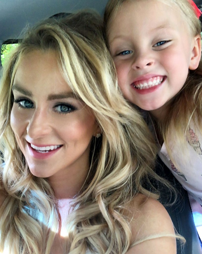 Leah Messer's Daughter Adalynn Hospitalized With Illness