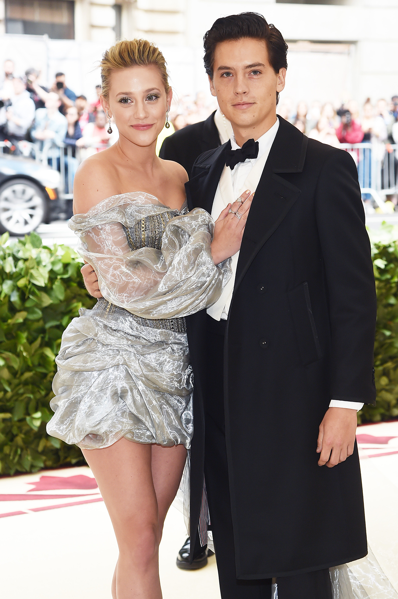 Lili Reinhart and Cole Sprouse Relationship Timeline - Sprouse and Reinhart made their red carpet debut at the Met Gala in May 2018.