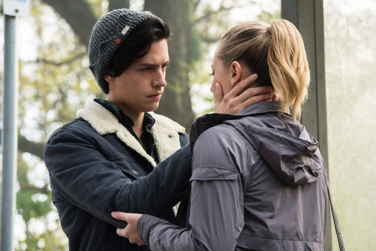 """Lili Reinhart and Cole Sprouse Relationship Timeline - Sprouse praised Reinhart on Valentine's Day in 2019. """"Quite actually the only thing keeping me sane is @lilireinhart,"""" he captioned a photo of his girlfriend via Instagram."""