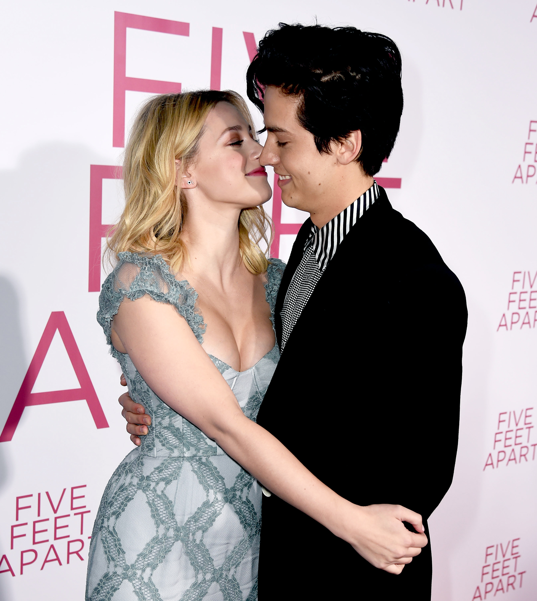 Lili Reinhart and Cole Sprouse Relationship Timeline - The pair looked so in love at the premiere of Sprouse's film Five Feet Apart in March 2019.