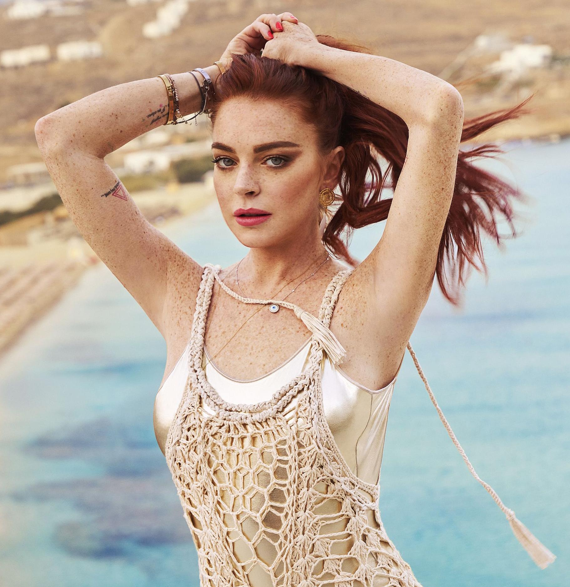 Lindsay-Lohan's-Beach-Club-Recap