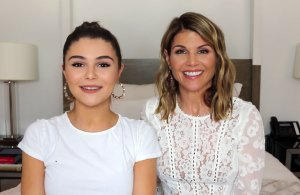 Lori Loughlin Jokes About Paying for Olivia Jade's Education