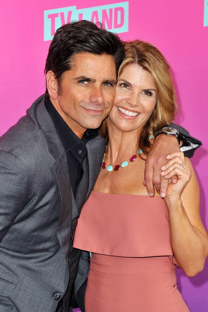 Why Lori Loughlin Skipped John Stamos' Wedding