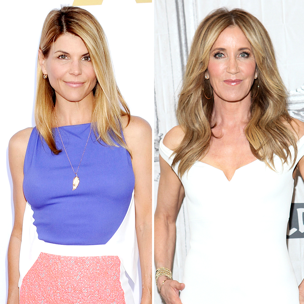 Lori-Loughlin-and-Felicity-Huffman-Haven't-Grasped-the-Possibility-of-Prison-Time - Lori Loughlin and Felicity Huffman