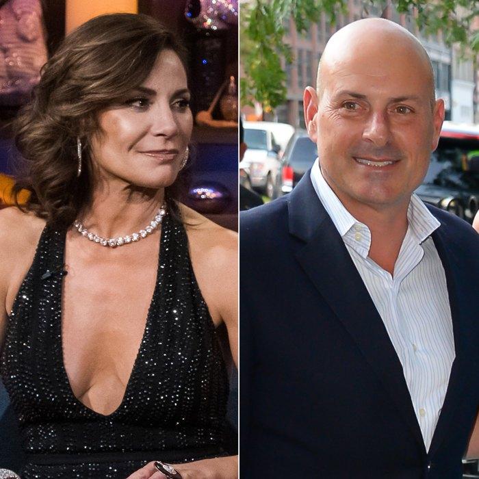 Luann de Lesseps Reveals How She Avoids Ex Tom D'Agostino Jr.