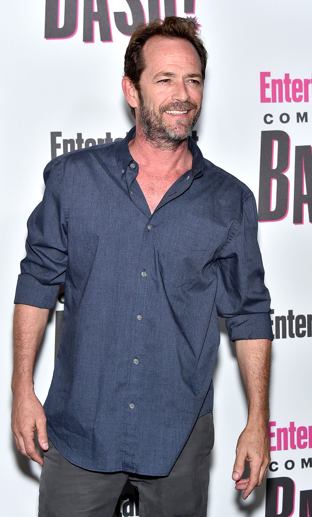 Luke Perry's Family Made Difficult Decision to Take Him Off Life Support: It Was Devastating - Luke Perry attends Entertainment Weekly's Comic-Con Bash at FLOAT at Hard Rock Hotel San Diego on July 21, 2018.