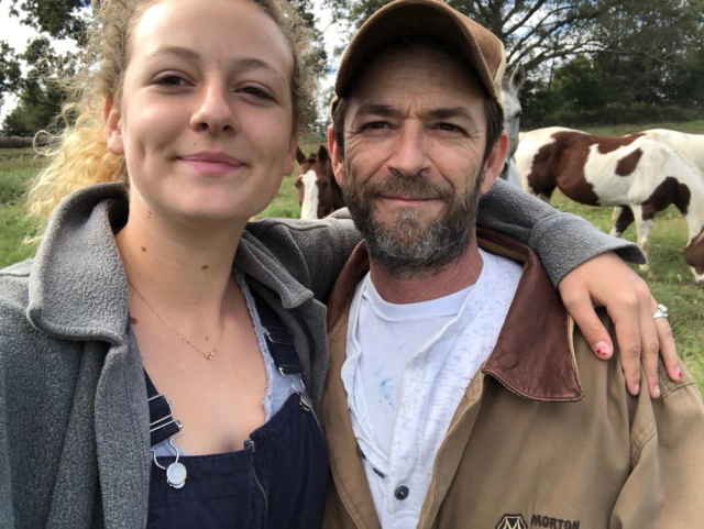 e8b6f9901bbd Luke Perry s Daughter Sophie Perry Speaks Out After His Death