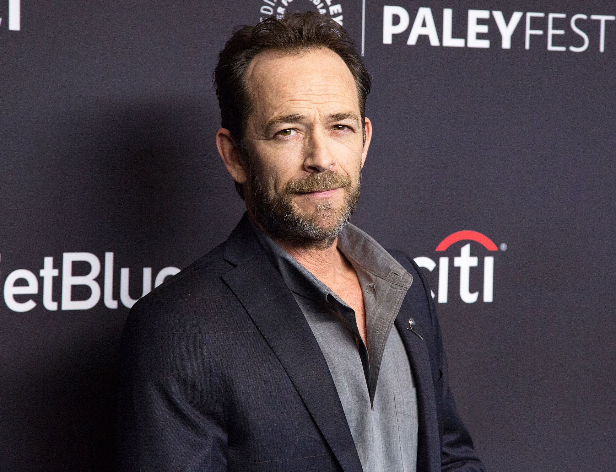 Luke Perry Dead Wrestler Son Jack Drops Out Of Show - Luke Perry arrives at the 2018 PaleyFest Los Angeles – CW's 'Riverdale' at Dolby Theatre in Hollywood on March 25, 2018.