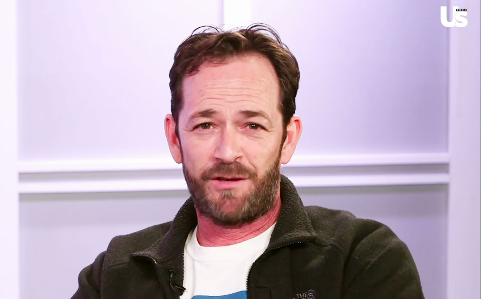 Luke Perry Final Us Weekly Interview