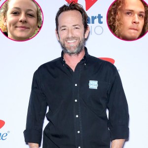 Luke Perry's Will Leaves Everything to His Two Children
