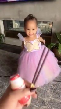 Luna Legend in Princess Dresses