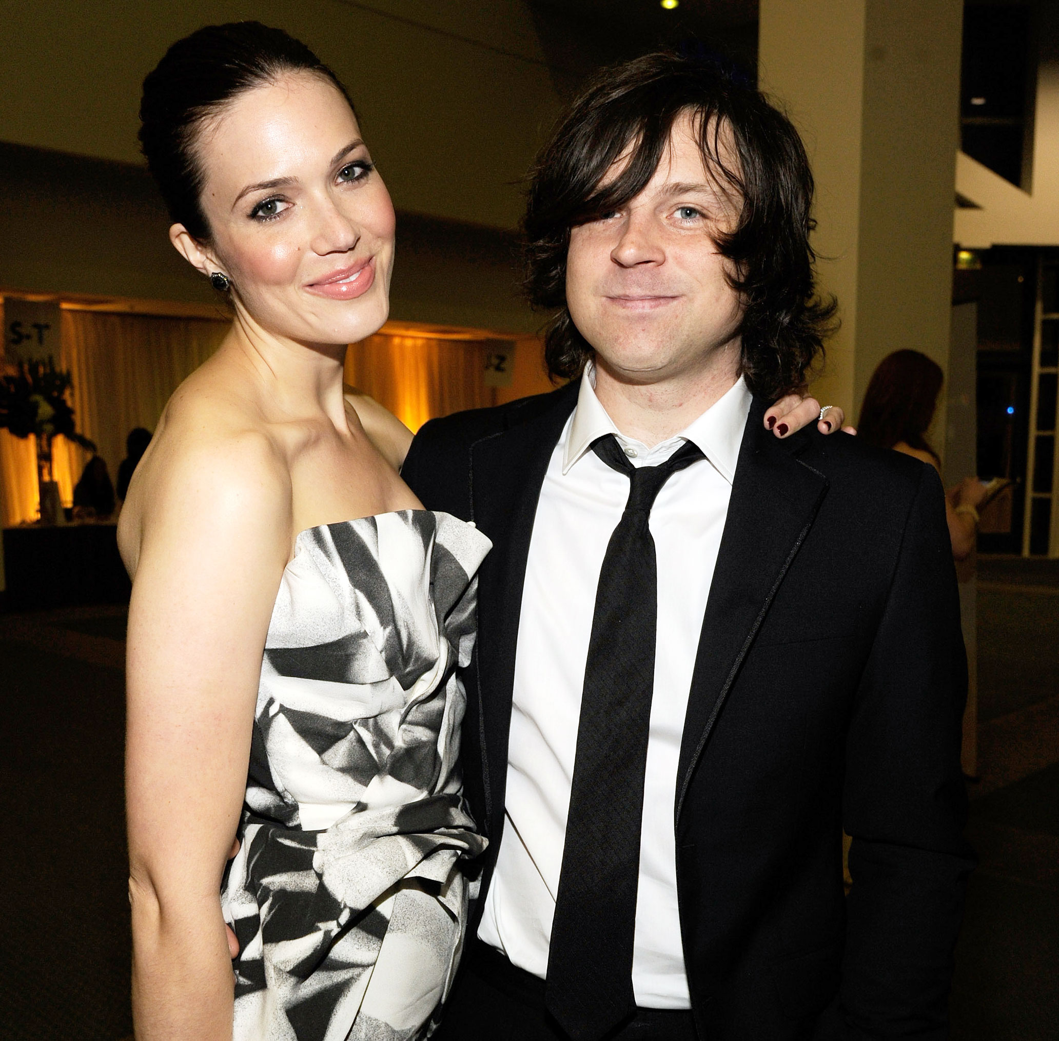 Mandy Moore Shares Taken Away Ryan Adams Psychological Abuse - Mandy Moore and Ryan Adams attend The MusiCares Person Of The Year Gala Honoring Paul McCartney at Los Angeles Convention Center on February 10, 2012.