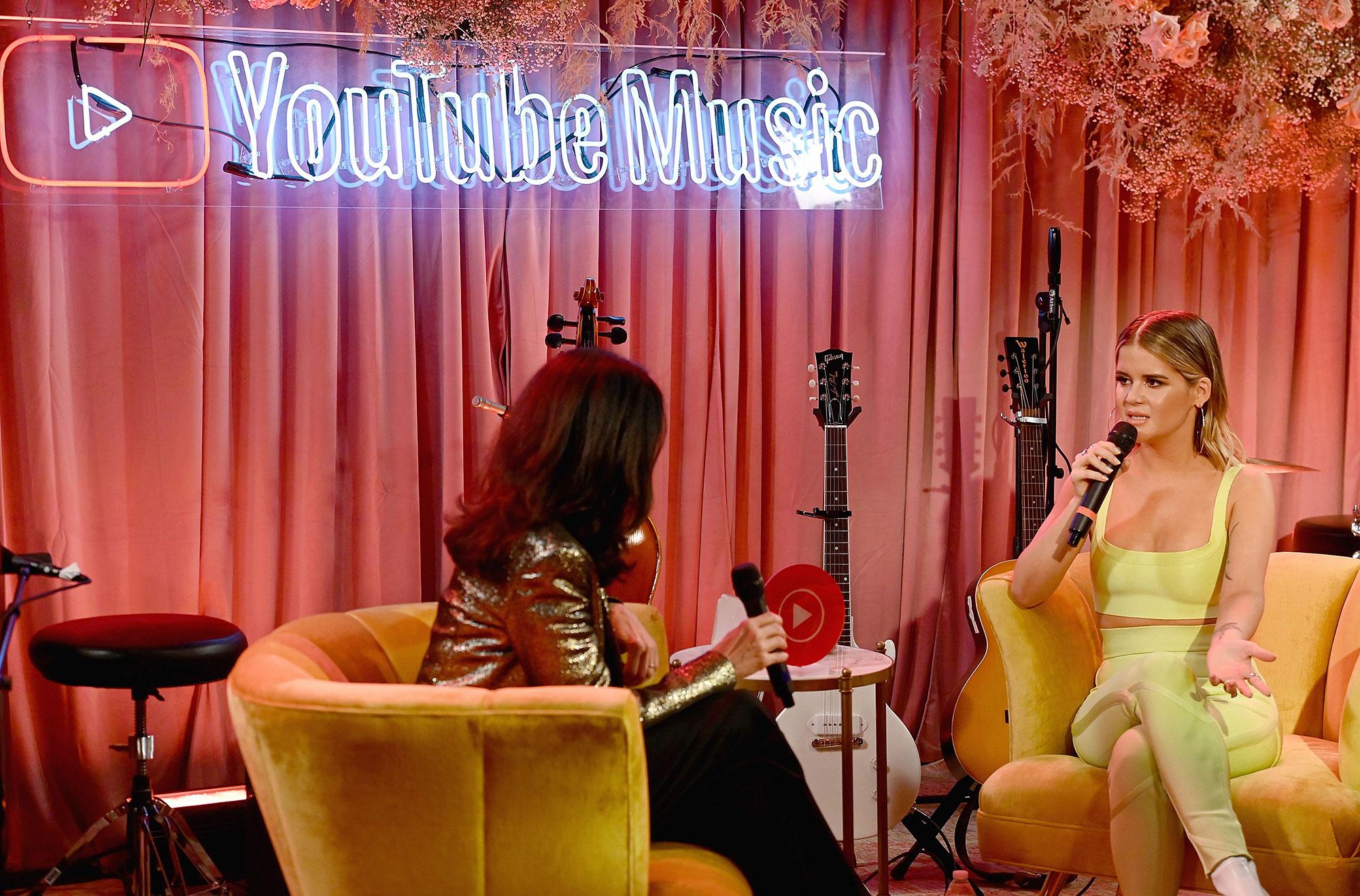 Maren Morris Advice From Keith Urban Nicole Kidman