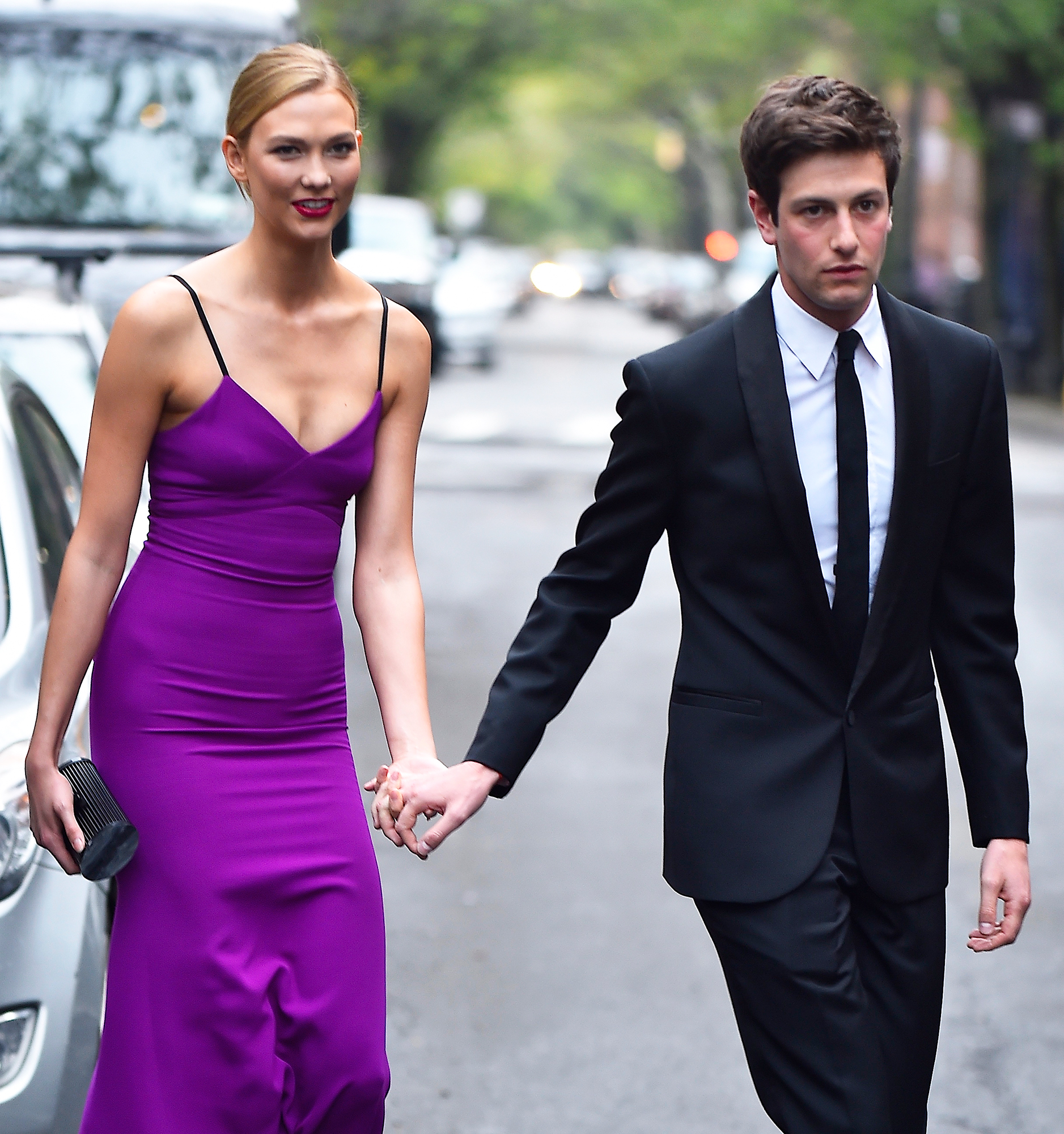 Meghan Markle, Karlie Kloss and More Celebrities Who've Married Into Political Families - The supermodel and the businessman tied the knot in October 2018. Kushner's extended family is well-known in the political world, as his brother, Jared, is married to Ivanka Trump.