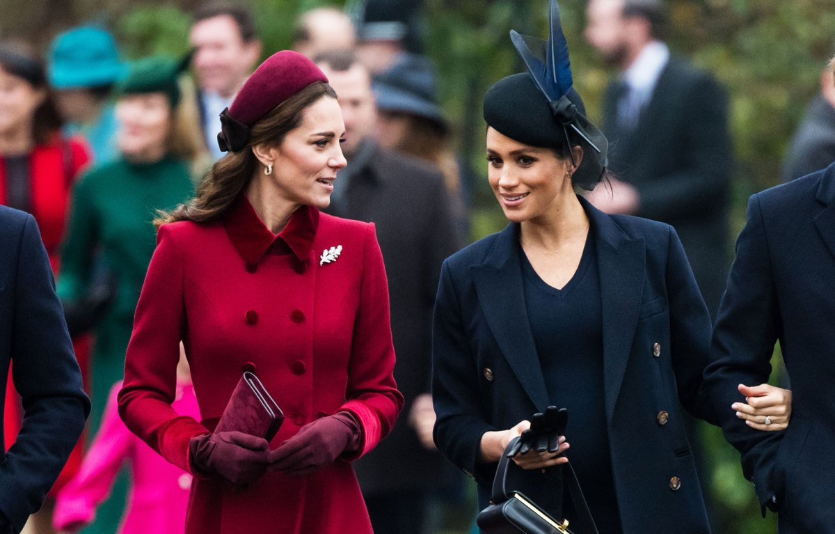 Duchess Meghan Will Have a Second Baby Shower in the United Kingdom With Friends and Family in April