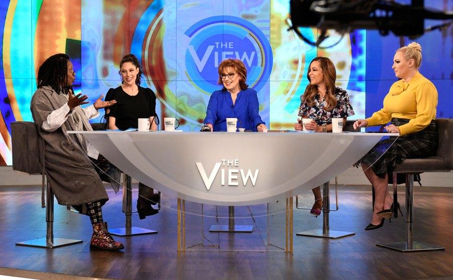 Meghan McCain Slams Denise McAllister Over 'The View' Diss