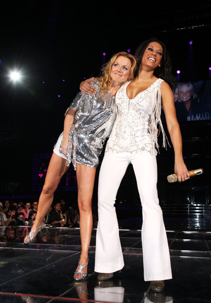 Mel B Claims She Hooked Up With Spice Girls Bandmate Geri Halliwell