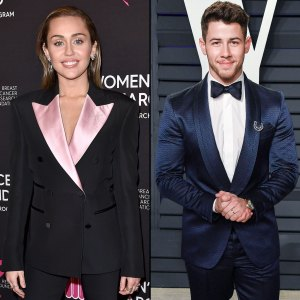 Miley Cyrus Shares DM From Ex Nick Jonas