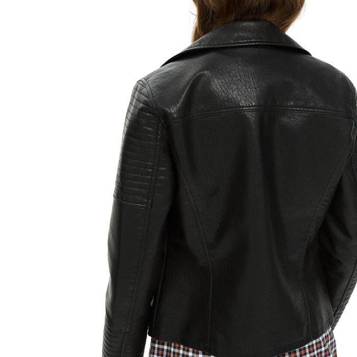 Moto Jacket Back