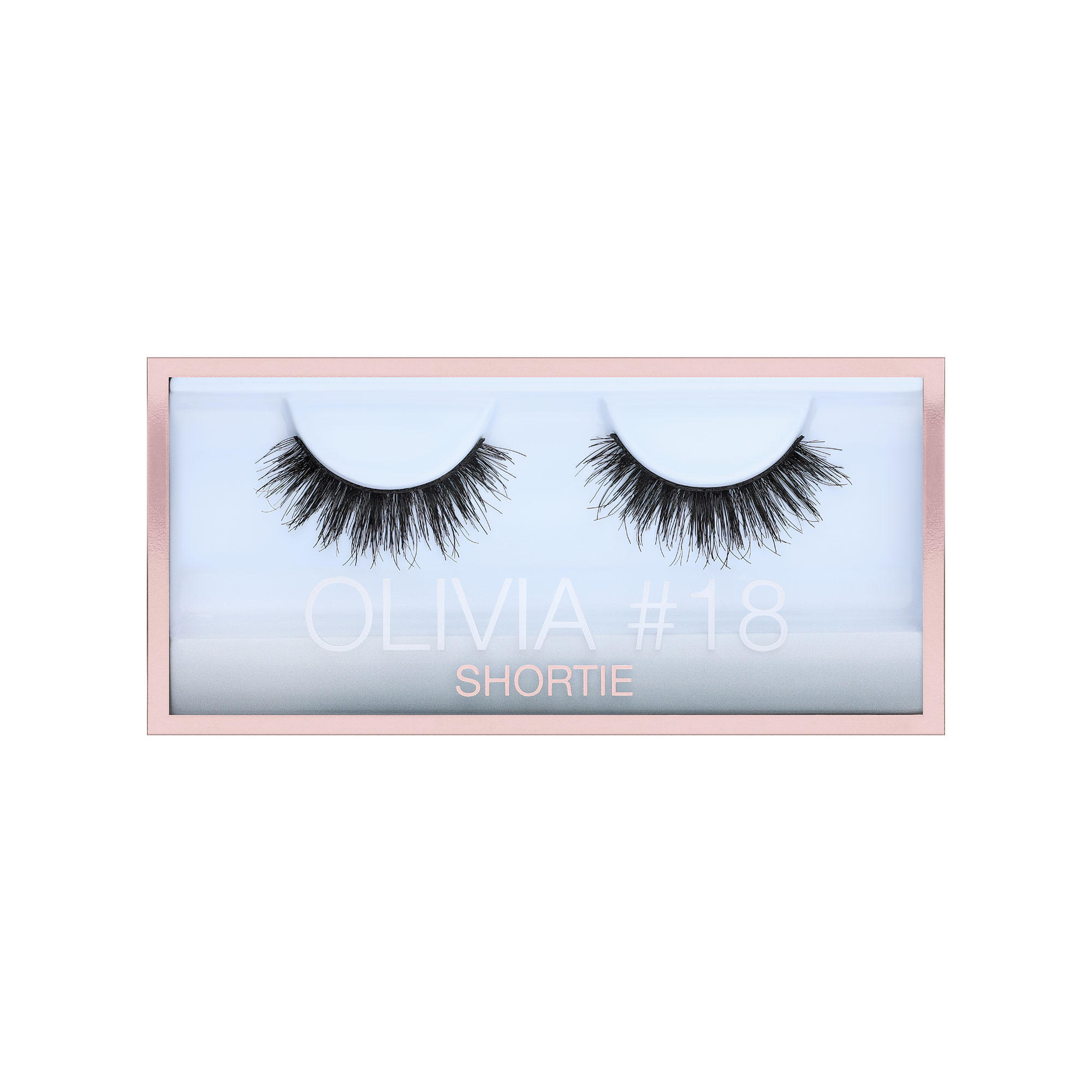 It Just Got Easier to Copy Olivia Culpo¹s Fluttery Lashes - Olivia Culpo and Huda Beauty lashes
