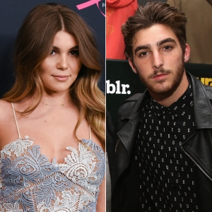 Olivia Jade Has Been 'Staying With Her Boyfriend' Jackson Guthy Amid College Scandal Backlash: 'She Is Completely in Hiding'