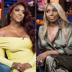 Porsha Williams Blasts NeNe Leakes for 'Fat-Shaming' the New Mom 6 Days After Giving Birth