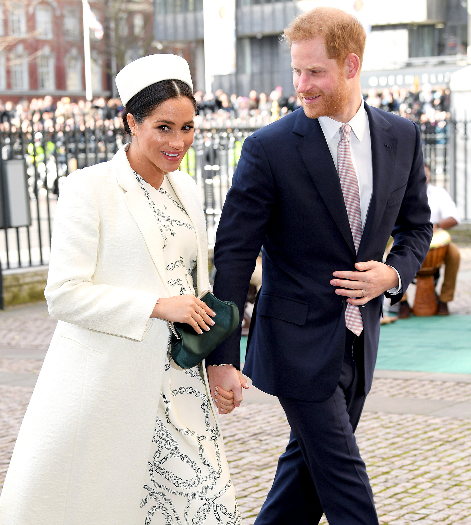 Queen's Former Spokesman Calls Meghan's Baby Shower 'Over