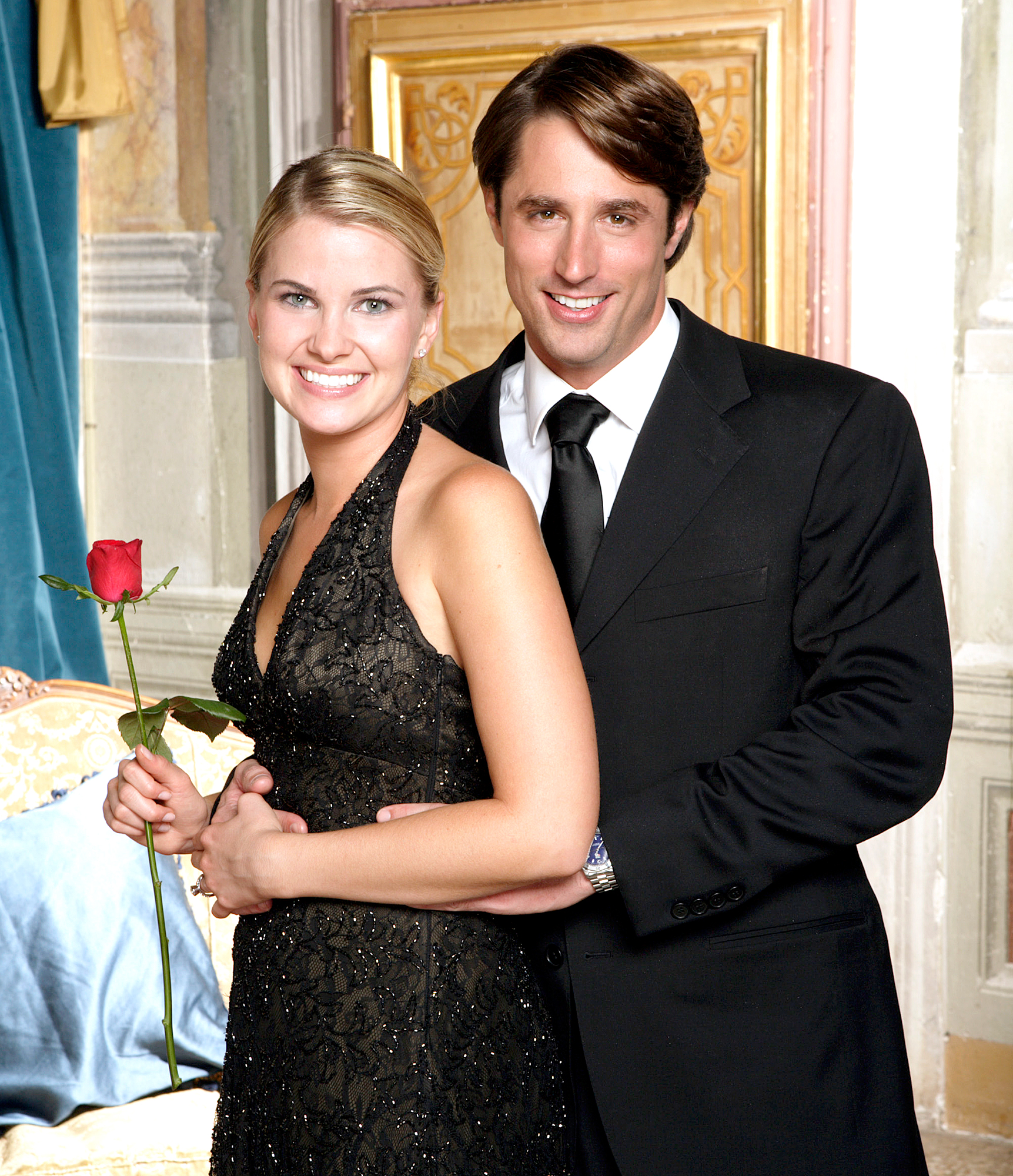 Prince-Lorenzo-Borghese-Jennifer-Wilson - Lorenzo did not get engaged to Jennifer Wilson or Sadie Murray during season 9, but dated both of the women post-show. After the Italian-American businessman and Jennifer split in January 2007, Lorenzo had a brief fling with Sadie, which ended in March 2007.